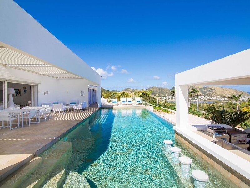 Dream Villa Orient Bay-572, aluguéis de temporada em Quartier D'Orleans