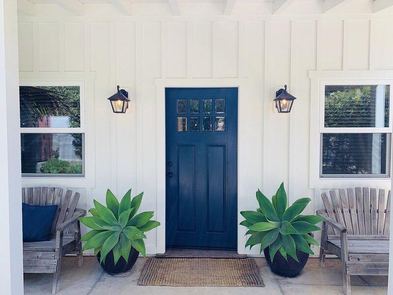 Blue Door Bungalow., holiday rental in Montecito