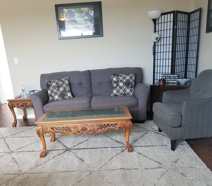 Center of Town w/ Fireplace - free Wi-Fi. – semesterbostad i Ocean Shores