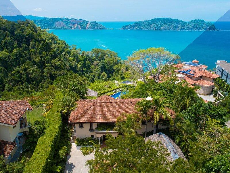Incredible Ocean View Villa above Los Sueños!, location de vacances à Punta Leona