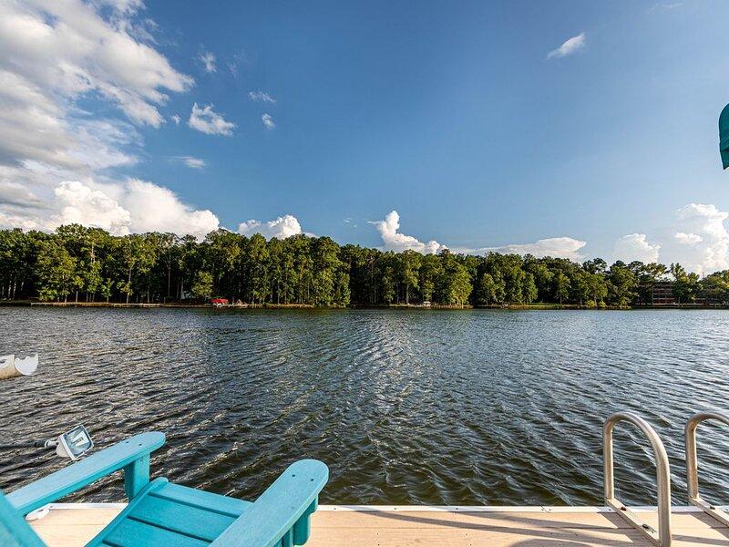 NEW Waterfront Paradise On Lake Oconee, vacation rental in Eatonton