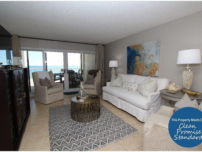 Fantastic Sandy Key Beachfront Rental, Next to Gulf Islands Seashore!, holiday rental in Perdido Key