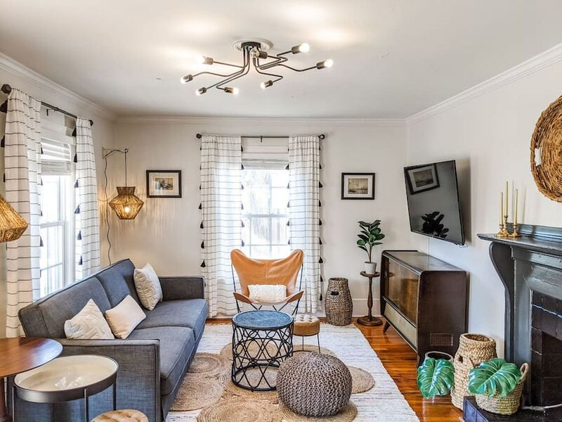 Augusta · Walk West Cola *Historic Mill House 2 bed, 1 bath, vacation rental in Seven Oaks
