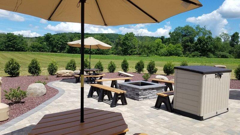 Lodge #4 - Vista Lodge-Brand New-Convenient County Lodging near Ricketts Glen, holiday rental in Catawissa