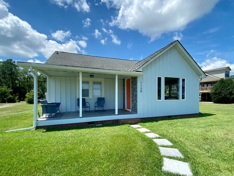 The Wasserhaus on The Currituck Sound, holiday rental in Elizabeth City