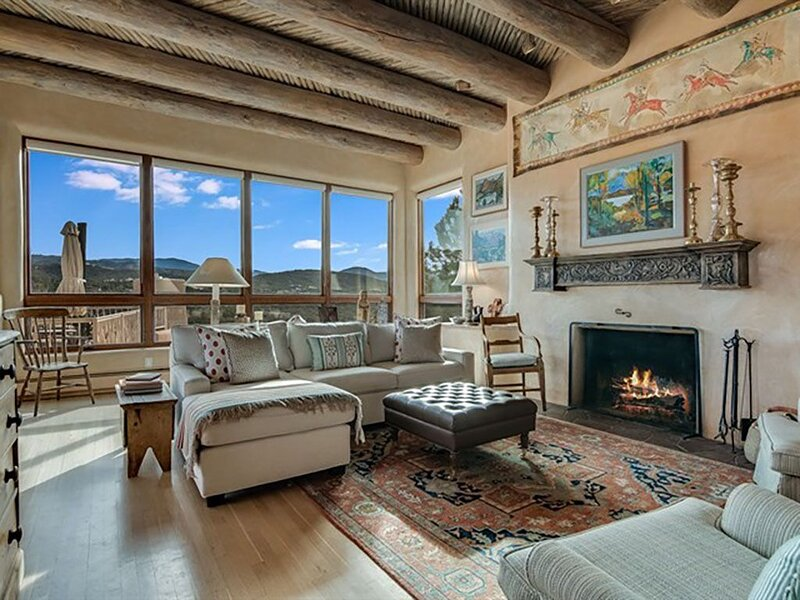 Luxury Santa Fe Retreat, alquiler de vacaciones en Tesuque