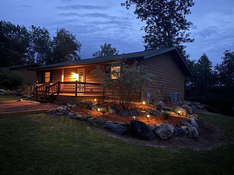 Up North + Minocqua, Wi. + Lake Shishebogama = God's Country, location de vacances à Hazelhurst