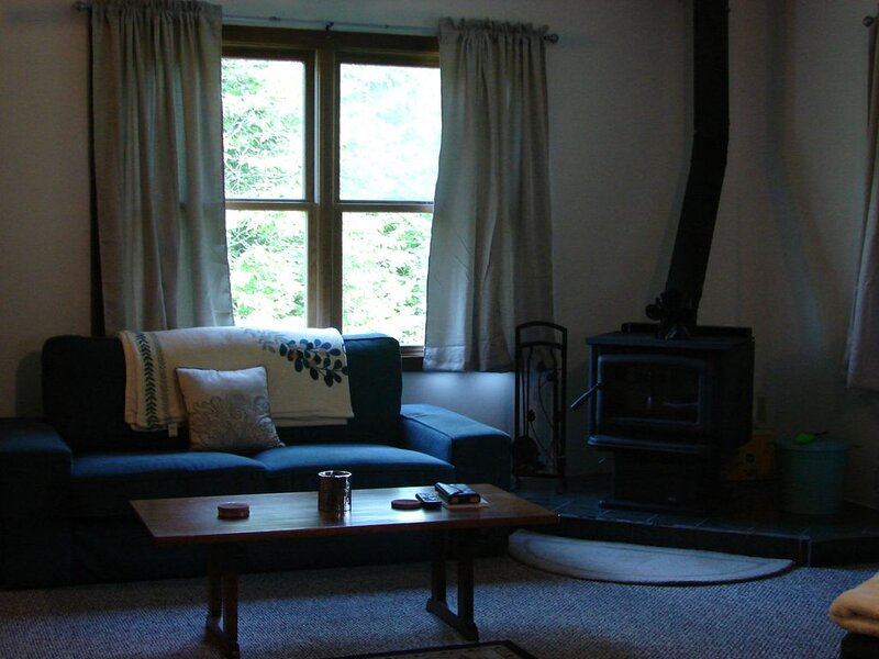 Cabin in the woods, holiday rental in Bergland