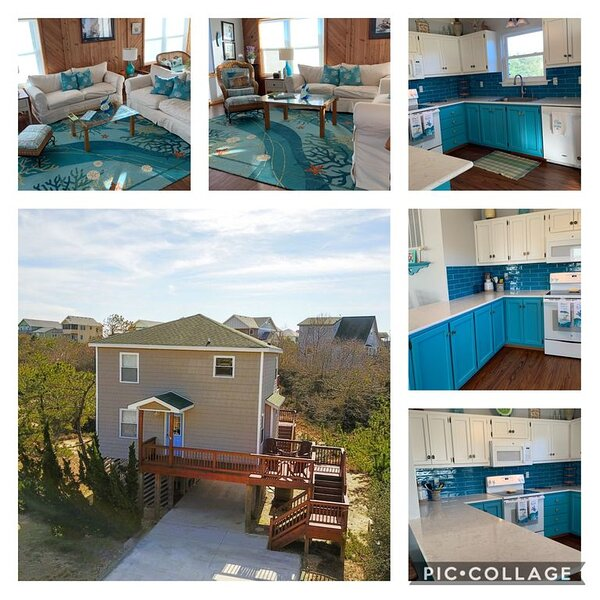 Comfy Oceanside Home. 65%+ of Our Guests Are Repeat Families!!, alquiler de vacaciones en Kitty Hawk