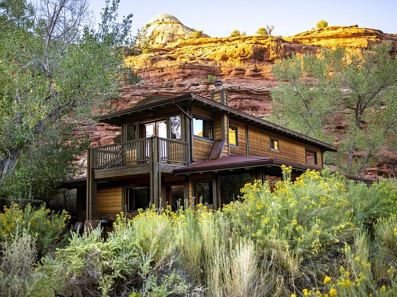 Beautiful 1 Bedroom Guest Home in the Escalante Canyon - Perfect for isolation, alquiler vacacional en Boulder