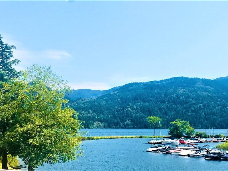 Lake Front, Golfers Paradise!, casa vacanza a Bellingham