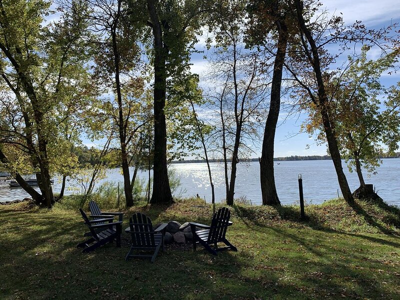 Pine City Escape – An Eco-Friendly escape on Pokegama Lake, holiday rental in Hinckley