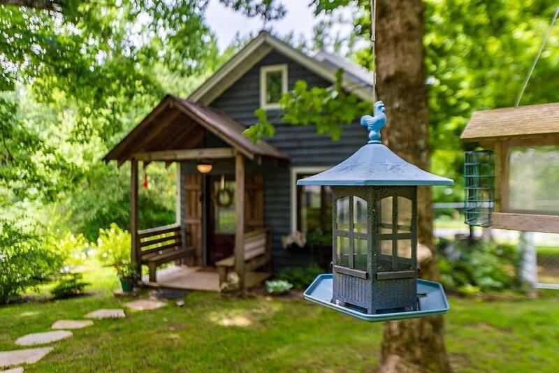 Happy Place cottage, location de vacances à Pisgah