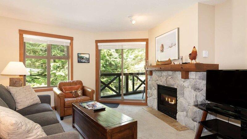 Whistler - Lost Lake Lodge #317, alquiler de vacaciones en Pemberton