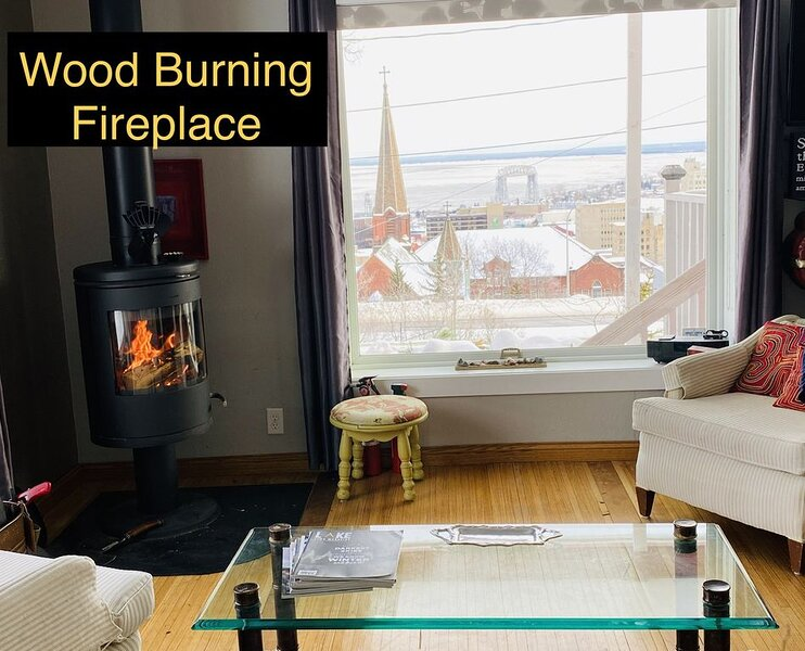 Panoramic View: Lake Superior, Canal Park & Duluth, holiday rental in Duluth
