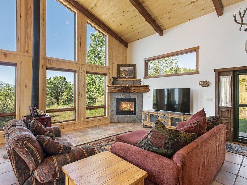 The Cottonwood Cottage - Space, Serenity, & Views, location de vacances à Carbondale