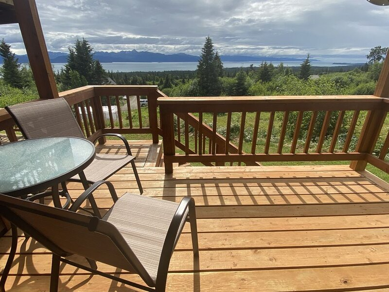Homer's Best Views from the Cozy Corner Cabin, location de vacances à Fritz Creek