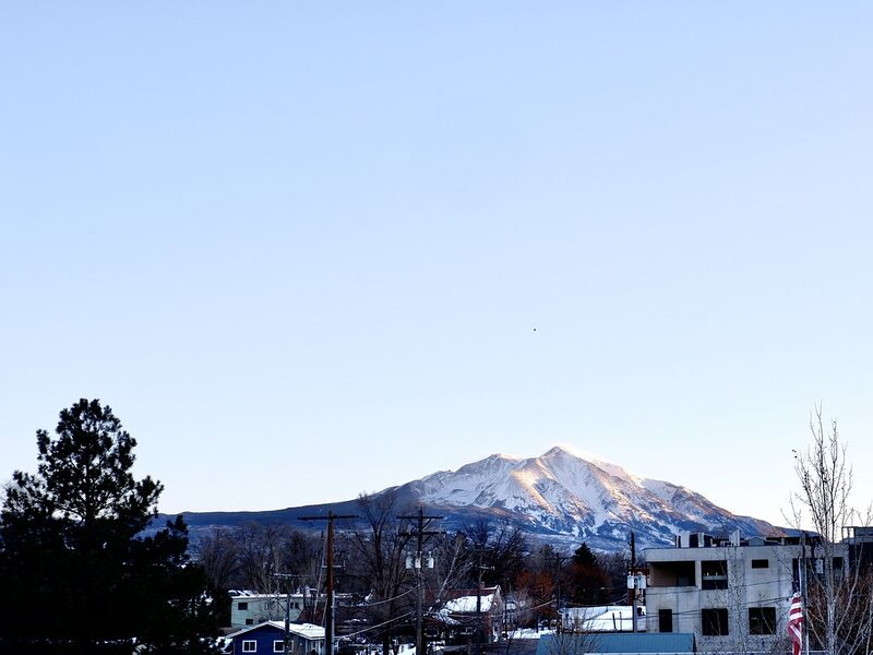 Luxury Penthouse Overlooking The Heart Of Carbondale, CO, vacation rental in Redstone