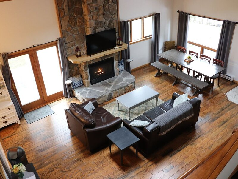 Large Lakeside Cabin, holiday rental in Duluth