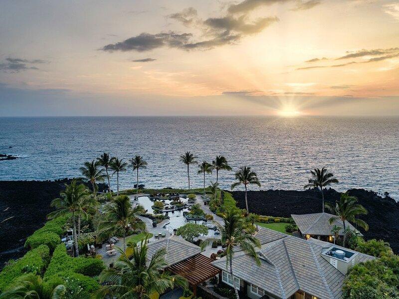 Halii Kai Resort - Premium Ocean View 16G - Prime Location, vacation rental in Waikoloa