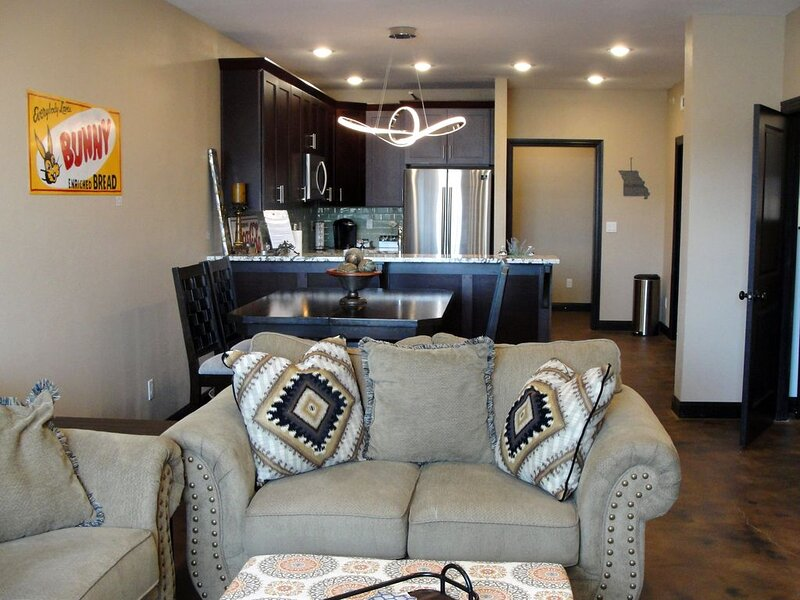 Luxury Loft in Downtown Joplin MO, location de vacances à Carthage