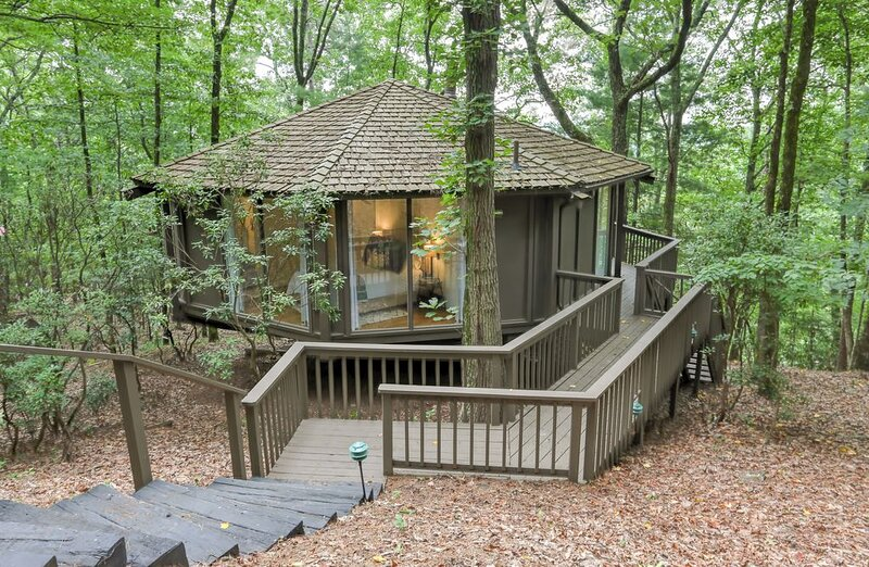 Mountain Getaway Nestled In The Foothills of The Blue Ridge Mountains., vacation rental in Big Canoe