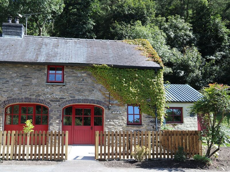 A lovely former Carriage House, located in scenic rural countryside, vacation rental in Lampeter
