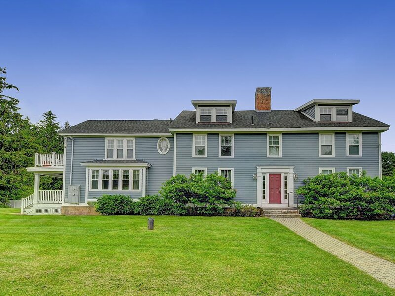 General Williams Estate House Lenox/Stockbridge, alquiler vacacional en Stockbridge
