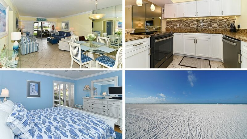 Fabulous One/Two Bedroom Apartments  On Anna Maria Island Special Rates 4/15-5/6, alquiler vacacional en Bradenton Beach
