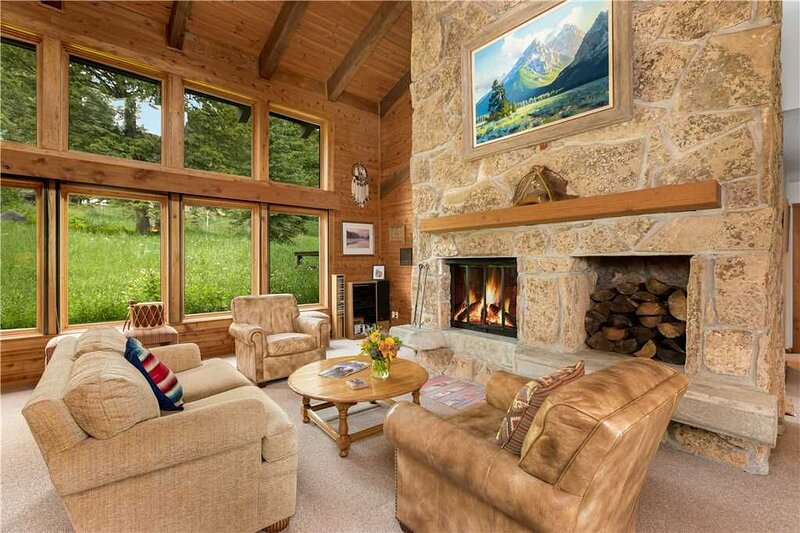 RMR: Terrific Home for Families and Groups Alike, alquiler de vacaciones en Teton Village