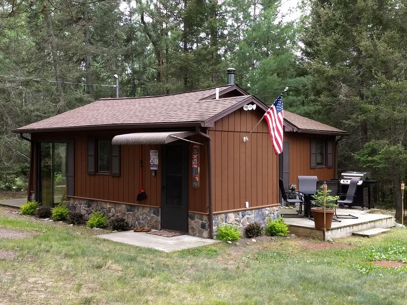 Enjoy the best of the Ausable River Valley & Huron National Forest, casa vacanza a Lupton