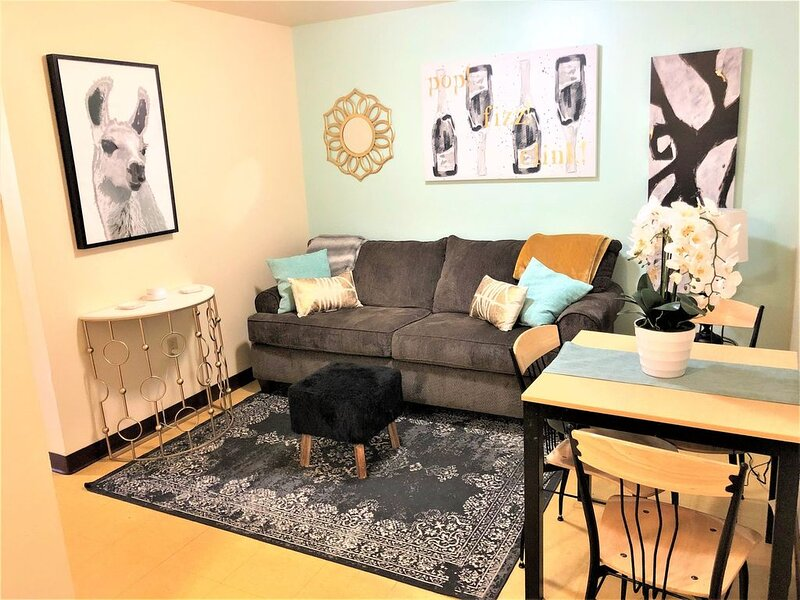 2 Bedroom 2 Bath Apartment | Heart of Downtown PIT, holiday rental in Mount Oliver