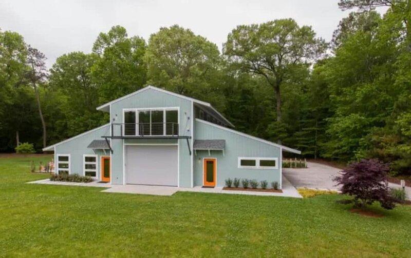 The Modern Loft at Hunt Club Farm, alquiler vacacional en Chesapeake