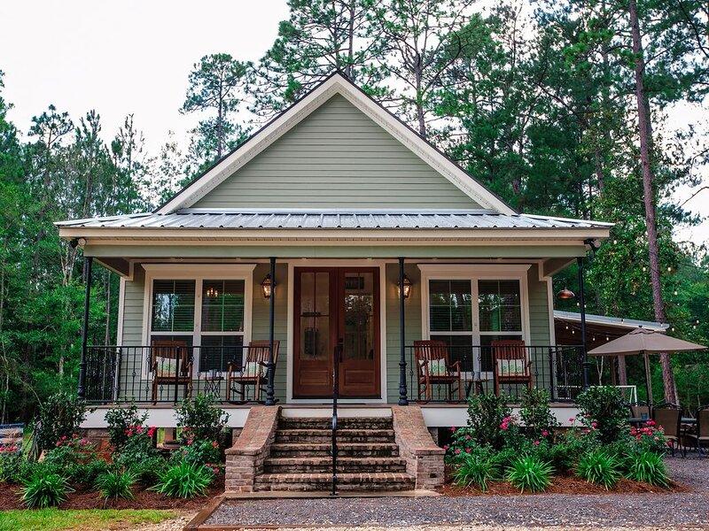 New Construction Cozy Country Cottage., casa vacanza a Abita Springs