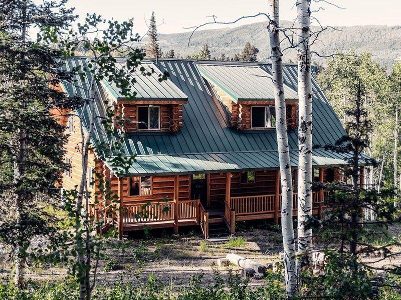 Lazy Moose Lodge - Your Park City Mountain Getaway, casa vacanza a Coalville