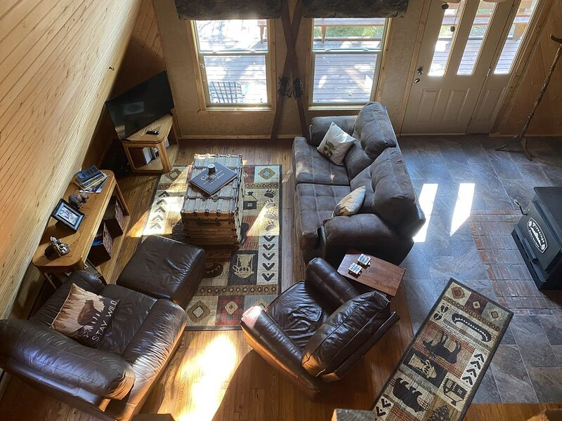 Quaint, Quiet and Cozy Cottage in the Mountains, alquiler de vacaciones en Cimarron