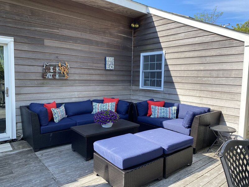 Ocean Bay Park Fire Island, holiday rental in Fire Island Pines