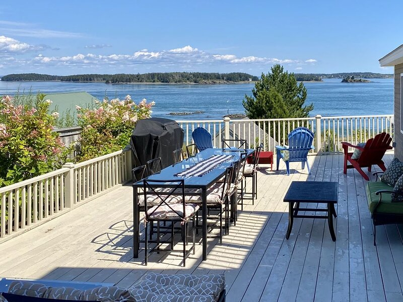 Amazing Water Views!, vacation rental in Eastport