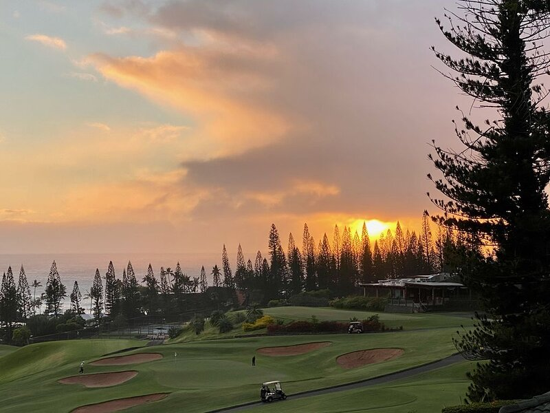 Kapalua Golf Villa Luxuriously Furnished with Breathtaking Ocean Views!, aluguéis de temporada em Kapalua