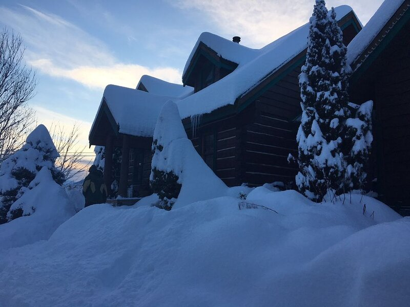Snuggle with Your Bubble in Rustic Luxury, holiday rental in Mount Currie