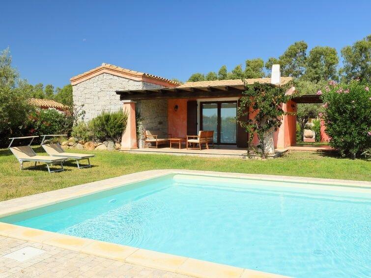 Ferienhaus Ville San Pietro (REI355) in Costa Rei - 6 Personen, 2 Schlafzimmer, location de vacances à Cala Sinzias
