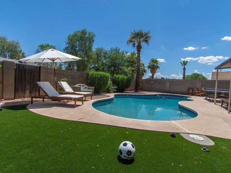 CHARMING  MID CENTURY HOME, fully upgraded, alquiler de vacaciones en Tempe