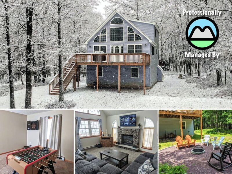 ⭐ Mountain Chalet ⭐ Family/Friend Getaway! ⛰️���, holiday rental in Blakeslee