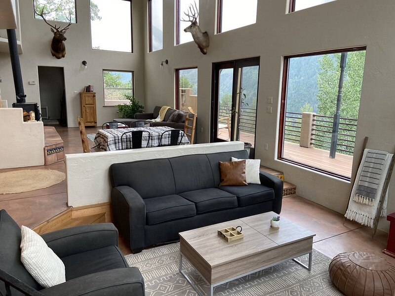 The Snowy Mountaintop Escape, vacation rental in Redstone