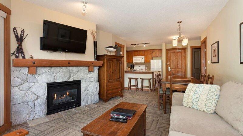 Whistler - Lost Lake Lodge - 2 Bedroom, alquiler de vacaciones en Pemberton