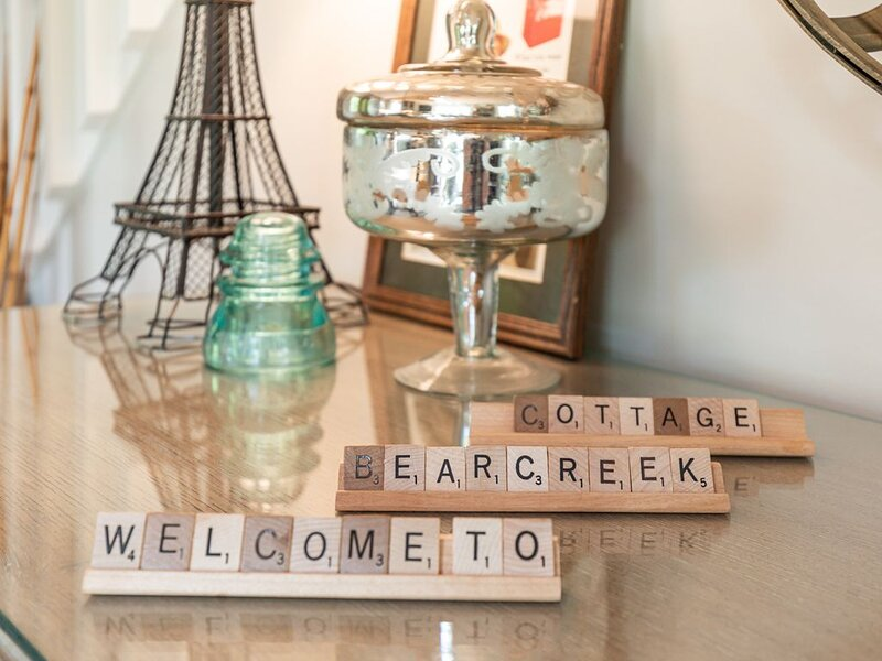 Welcome to Bear Creek Cottage