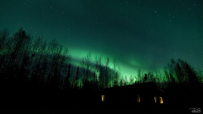 Private Getaway Cabin near Hot Springs, holiday rental in Fairbanks