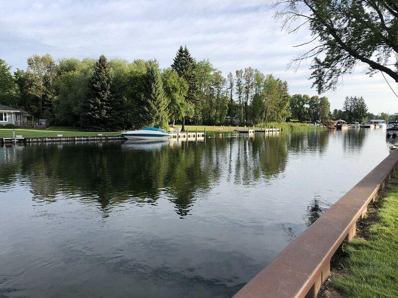 Indian River (Michigan largest Inter Water Way), location de vacances à Indian River