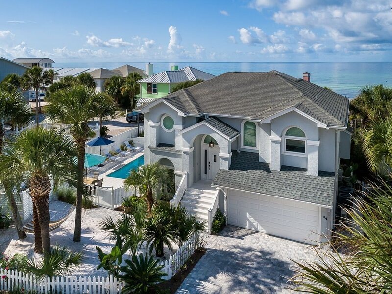 New Private Heated Pool 2020*Almost Beachfront*20 Steps to Beach, vacation rental in Inlet Beach