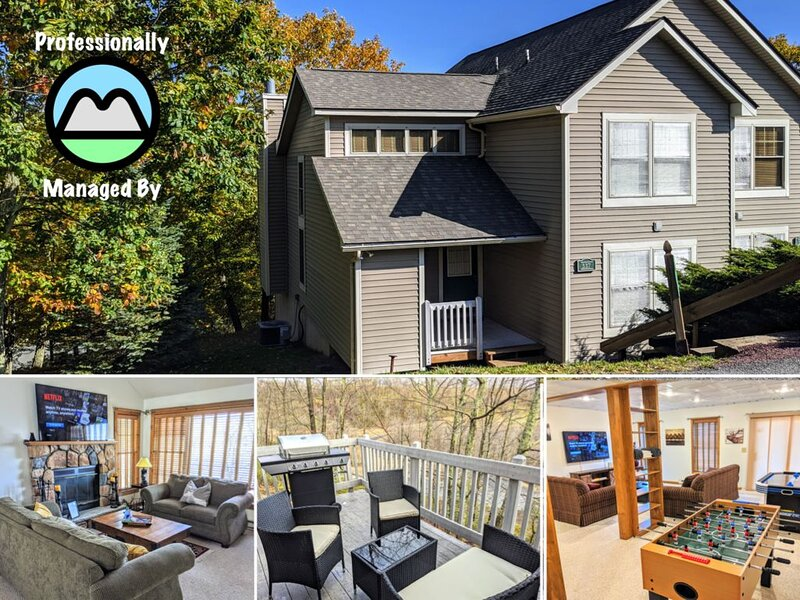 ⭐The Condo * Camelback⭐ Family/Friend Getaway! ��️�, holiday rental in Henryville